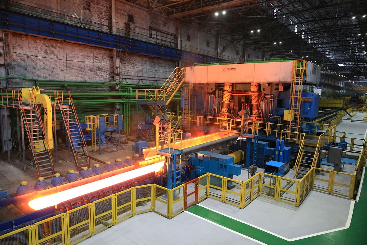 JSW Steel Starts Production at New HSM at Dolvi Works