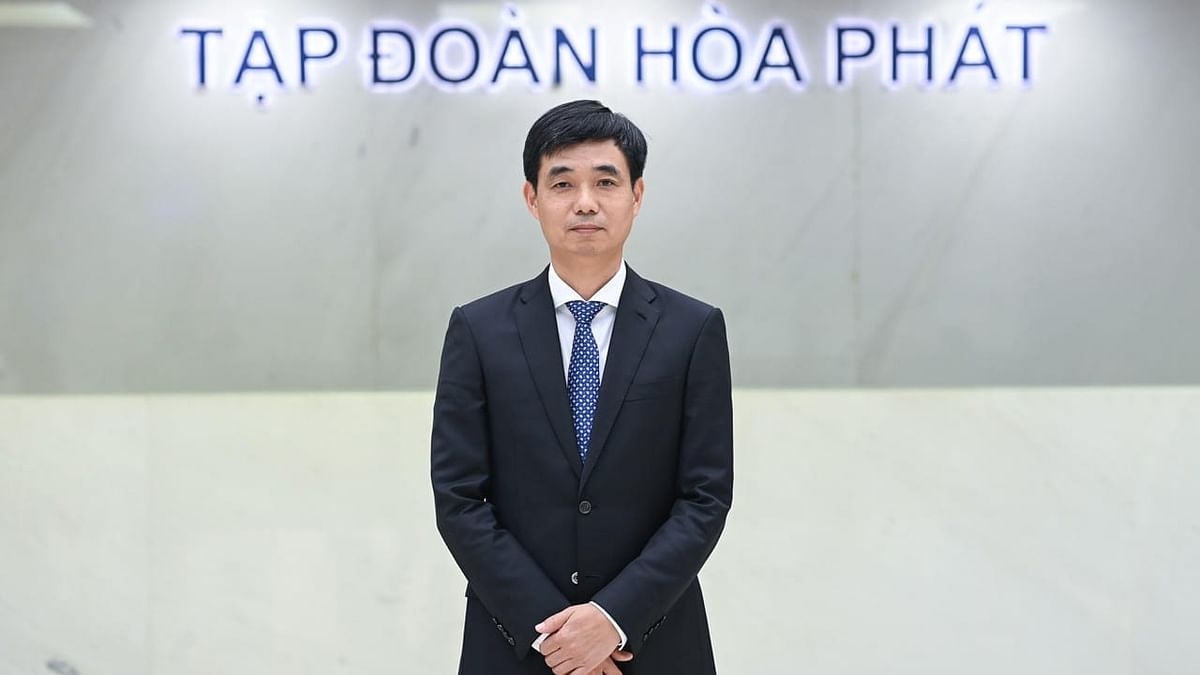 Hoa Phat Appoints Mr Nguyen Viet Thang as General Director