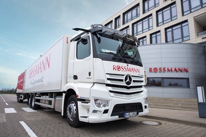 ROSSMANN Uses HABBL App for Deliveries