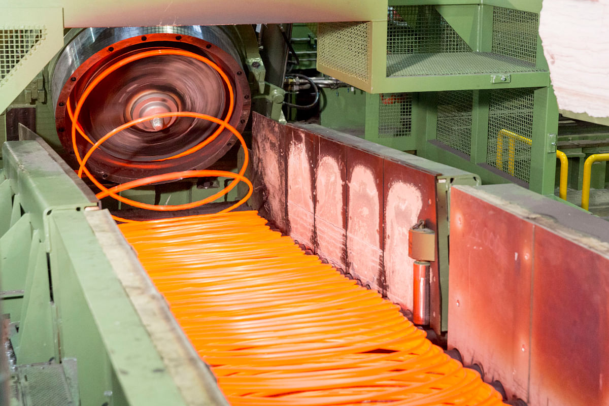 Tata Steel Long Products Reports Highest Annual Volumes for2020-21