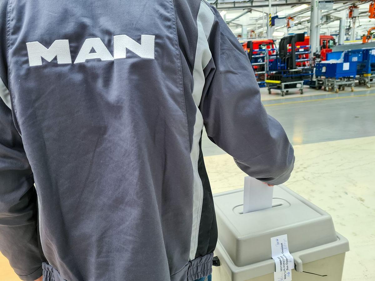 MAN Site in Steyr in Austria Faces Closure