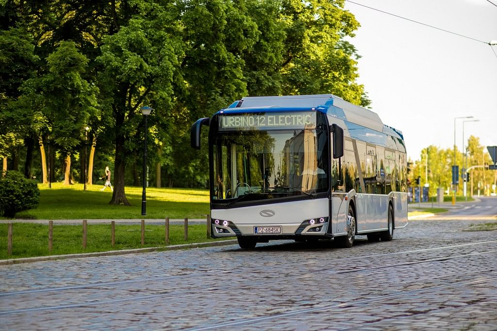 Siemens Chargers for Public Transport in Ostrava