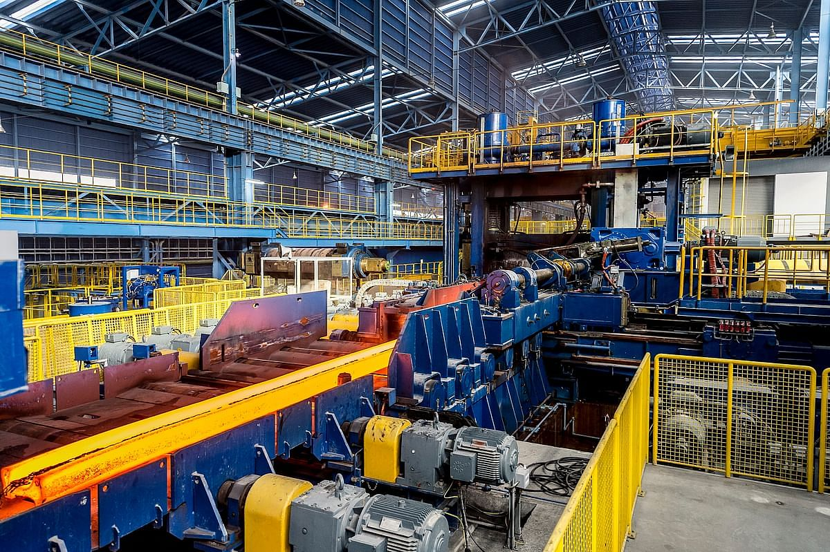 Duferco Secures Funds for SanZeno Beam Mill