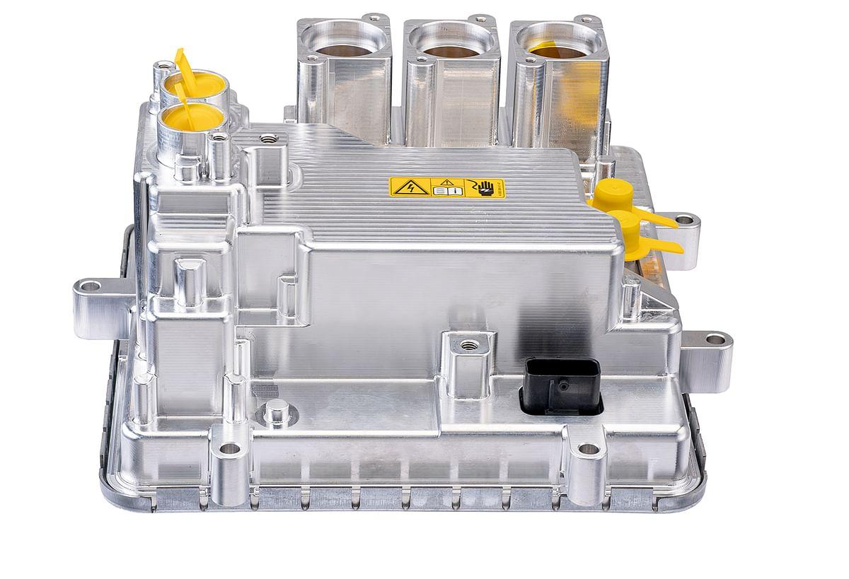 Vitesco Bags Order for 800 Volt SiC Technology in EV