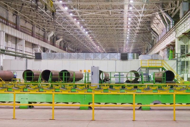 TMK ChelPipe Starts Advanced Gas Cleaning Equipment
