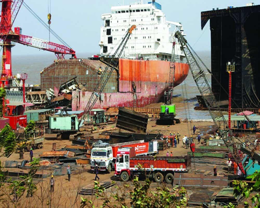 GMS Market Commentary on Ship Breaking in Week 13