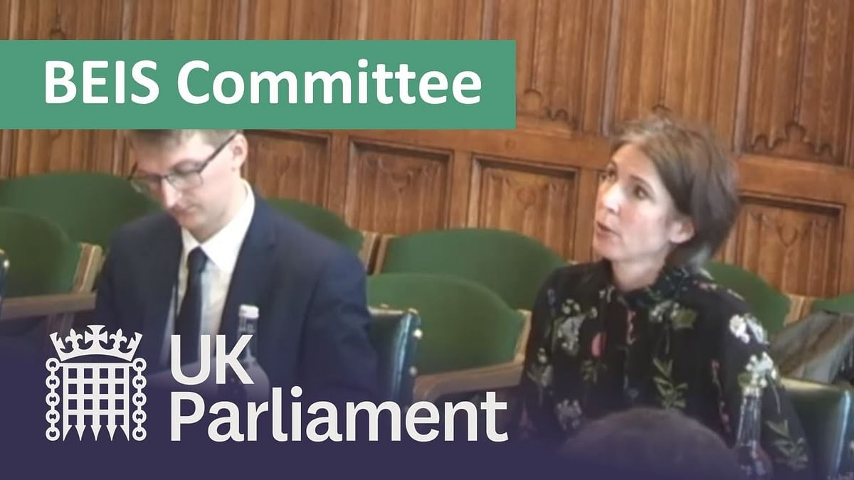 UK Opens Parliament's BEIS Committee Enquiry in Liberty Steel