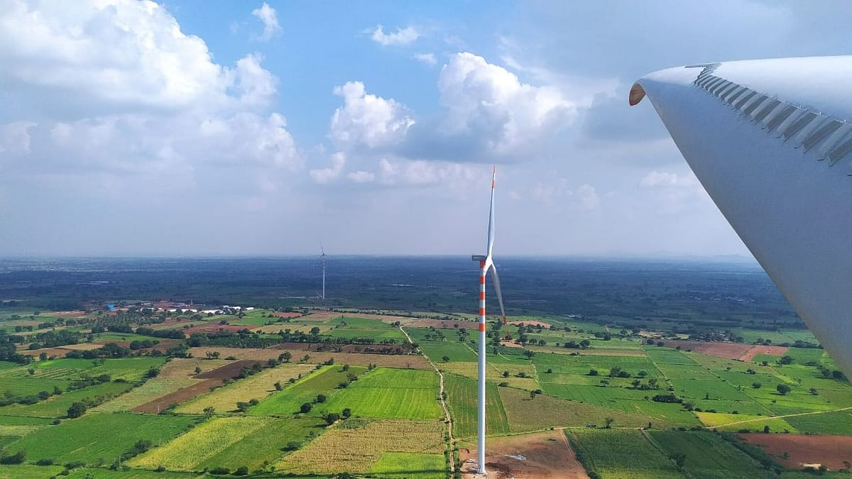 GE Onshore Wind Turbines for CleanMax Wind Hybrid Project in India