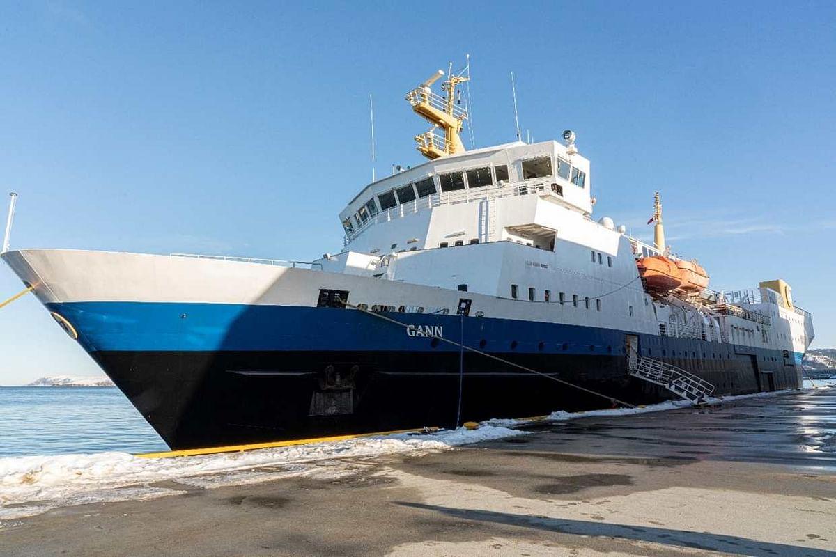 Kongsberg Maritime to Supply Equipment for Training Vessel MS Gann