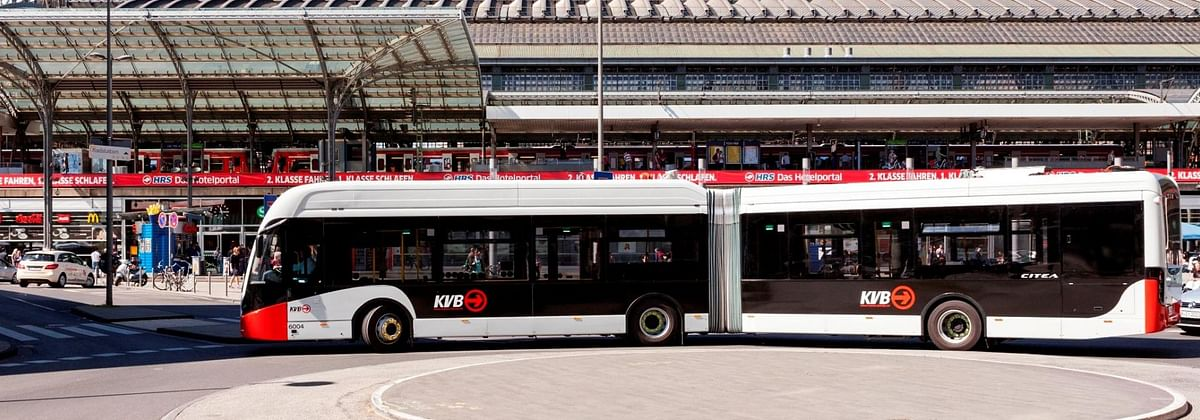 KVB Cologne Orders 51 More 113 VDL Citeas Electric Buses