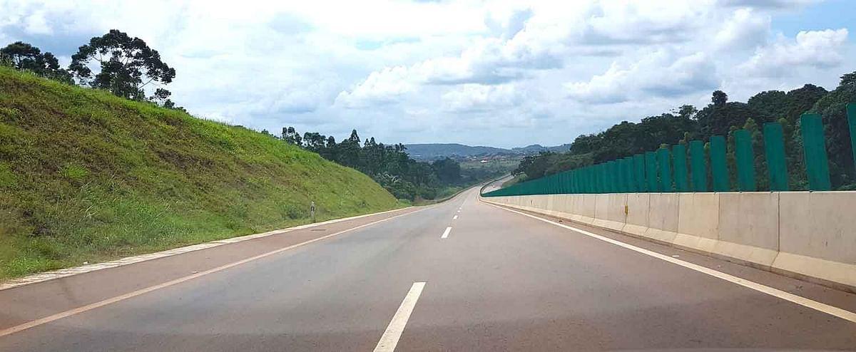 Kampala-Jinja Expressway Uganda