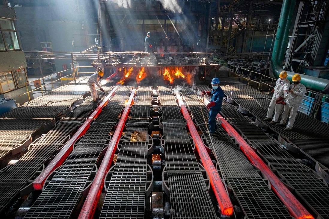 Chinese Steel Mills Need to Move Now to Attain Carbon Goals