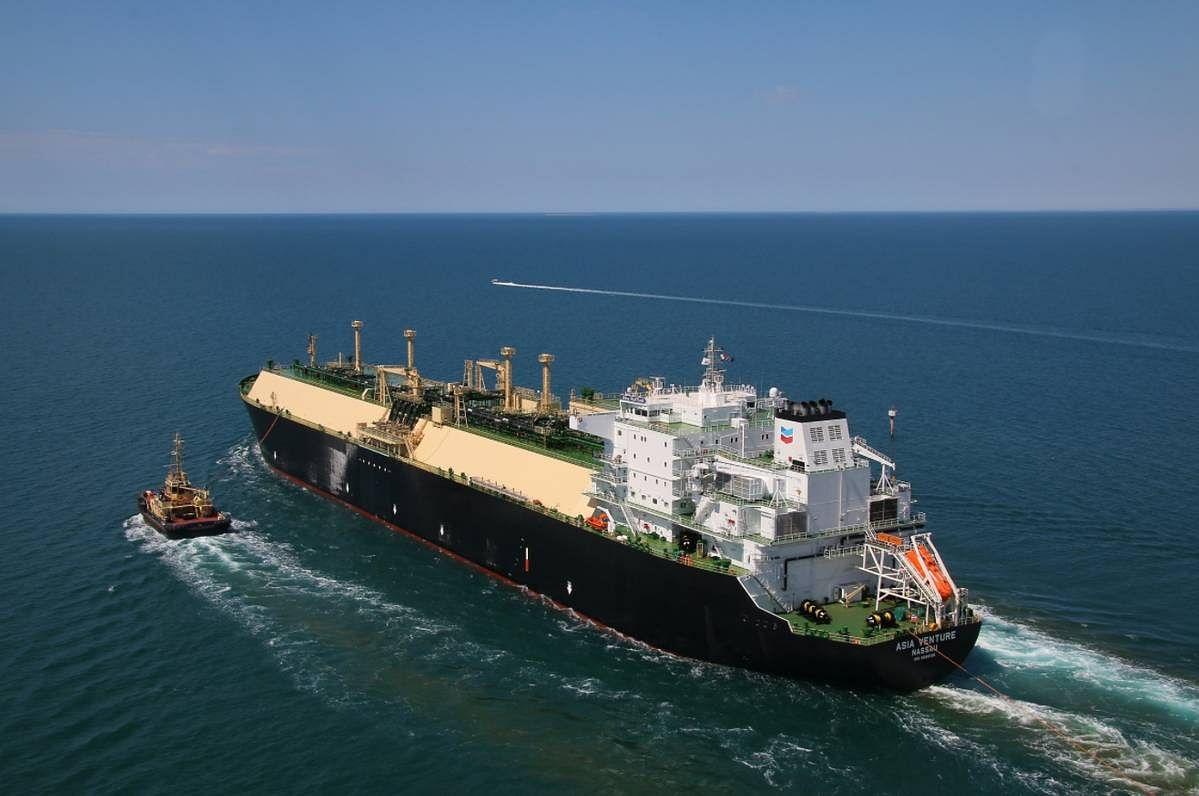 Chevron & Hokkaido Gas Sign LNG Agreement