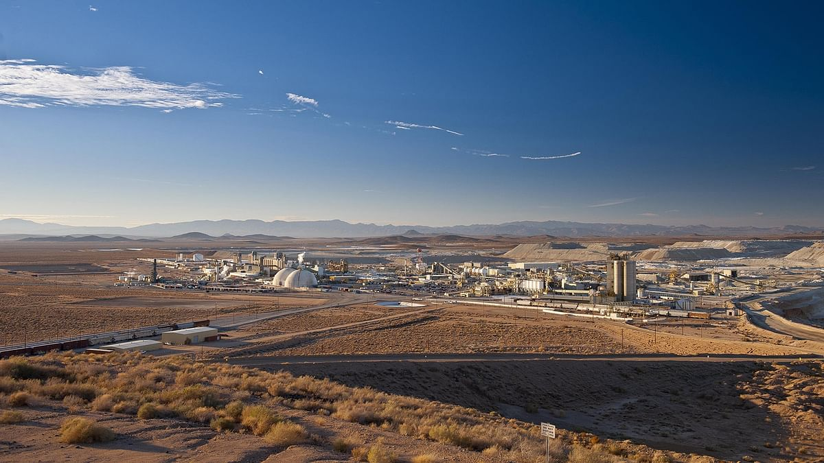 Rio Tinto Achieves Battery Grade Lithium Production at Boron plant