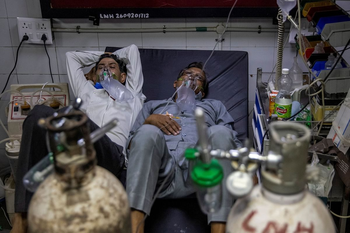 Delhi High Court Scorns Government over Apathy for Oxygen Supply