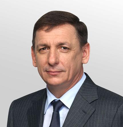Mr Sergei Nemykin is Acting MD of Metalloinvest's Lebedinsky GOK