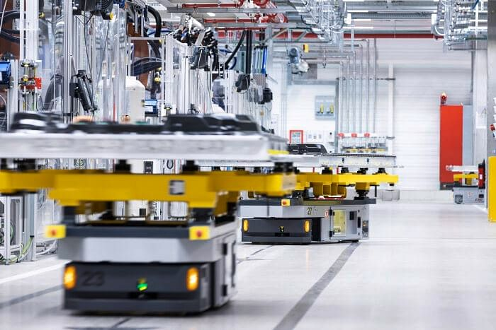 Mercedes-EQ Starts Production of Battery Systems for EQS