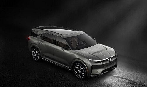 VinFast Selects NVIDIA DRIVE for Autonomous Electric Vehicles