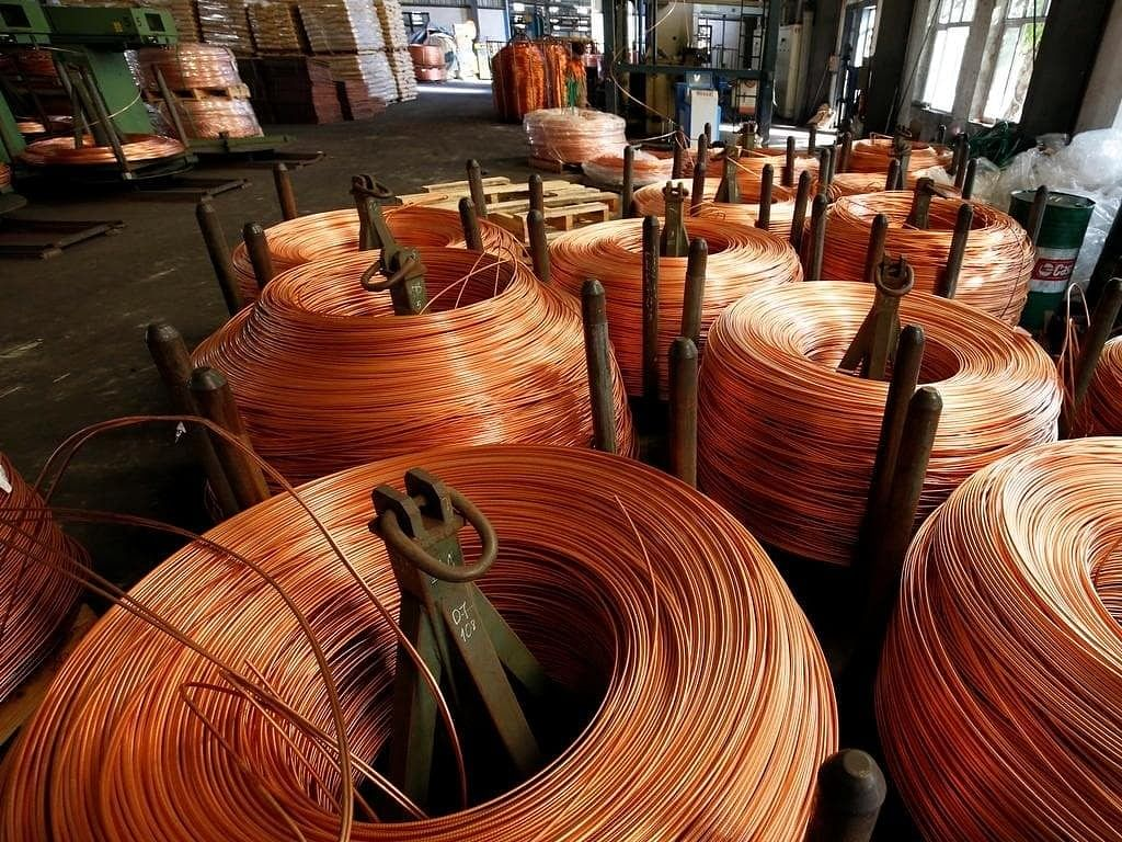 China's Copper Imports to Fall in 2021