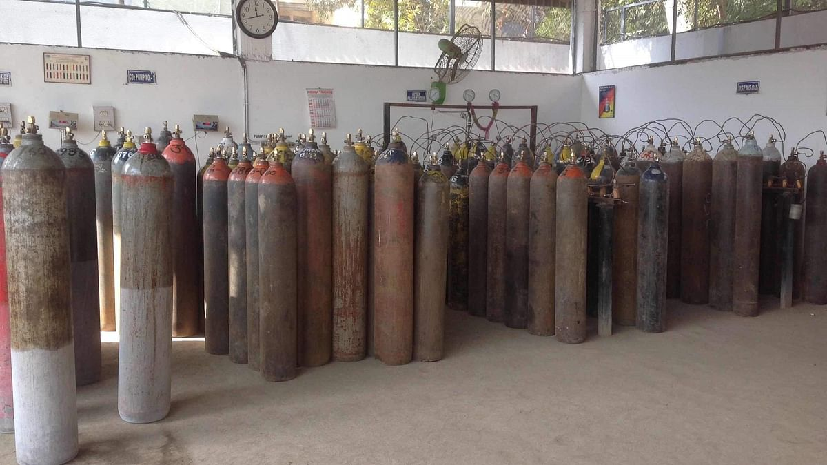 Oxygen Supply Crisis Deepens in Nagpur