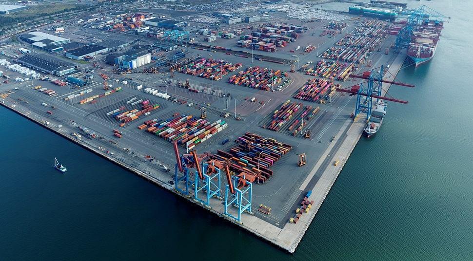 APM Terminal to Operate Short Sea Terminal in Gothenburg