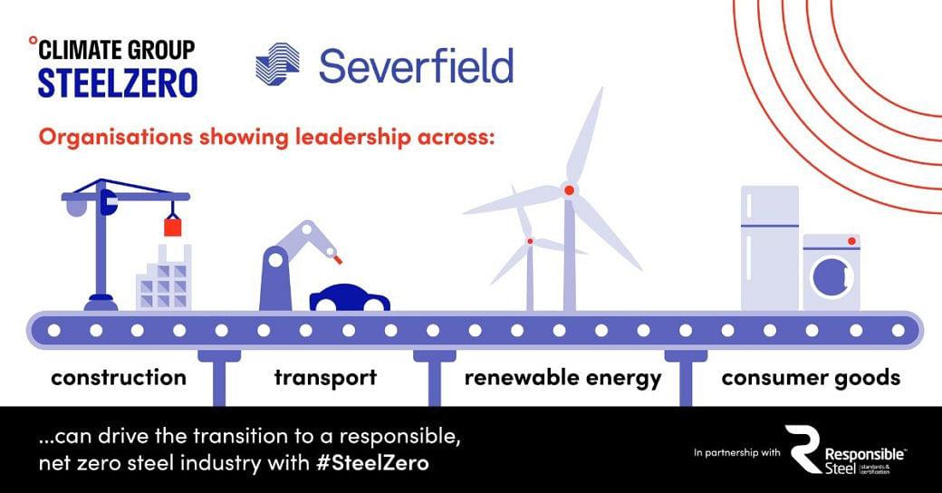 Severfield Joins SteelZero