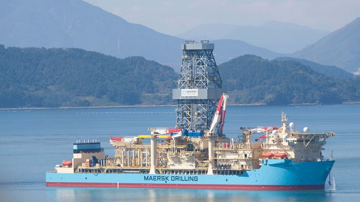 PETRONAS Awards Gabon Exploration Contract to Maersk Drilling