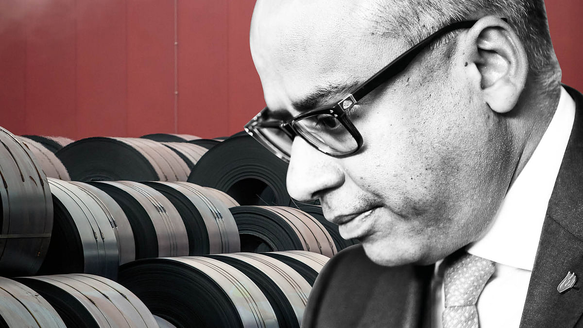 Mr Sanjeev Gupta Assuages People over Fears of Closures in UK
