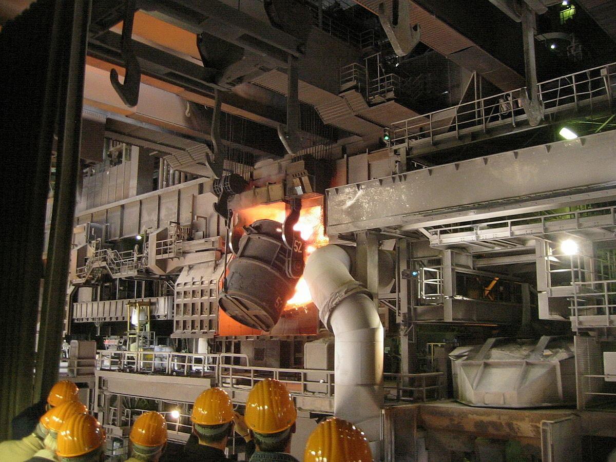 US Steel Capacity Utilization Climbs to 78% in Week 15