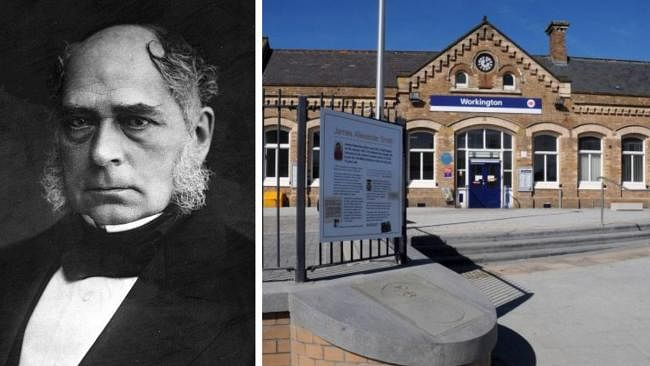 Cumbria to Put Statue of Sir Henry Bessemer at Workington Station