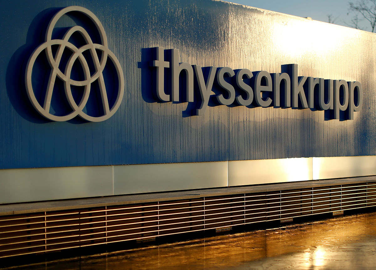 Thyssenkrupp Mulls State Aid for Steel Division