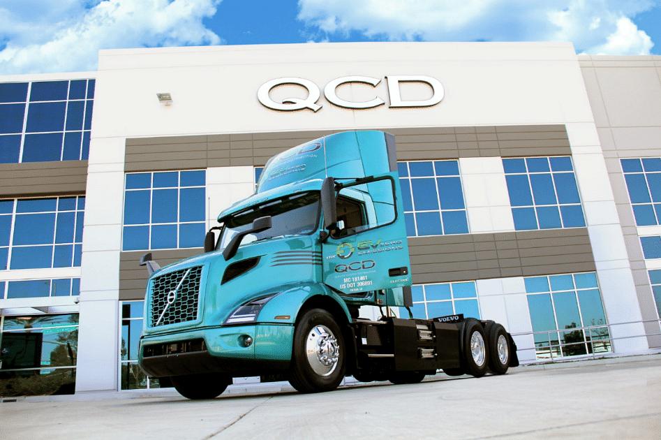 Volvo Electric Trucks for Californian Logistics Company