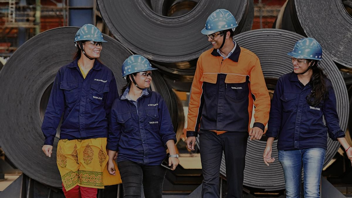 Tata Steel India Reports Highest Ever Annual Deliveries in 2020-21