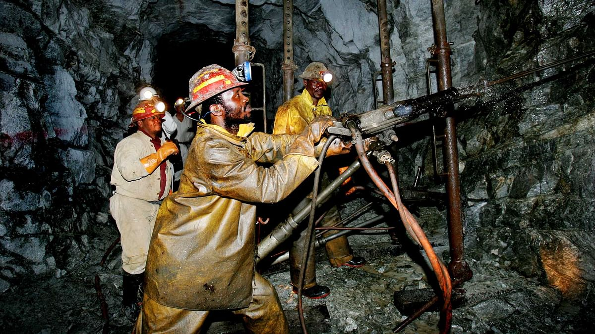 Gold Mines South Africa