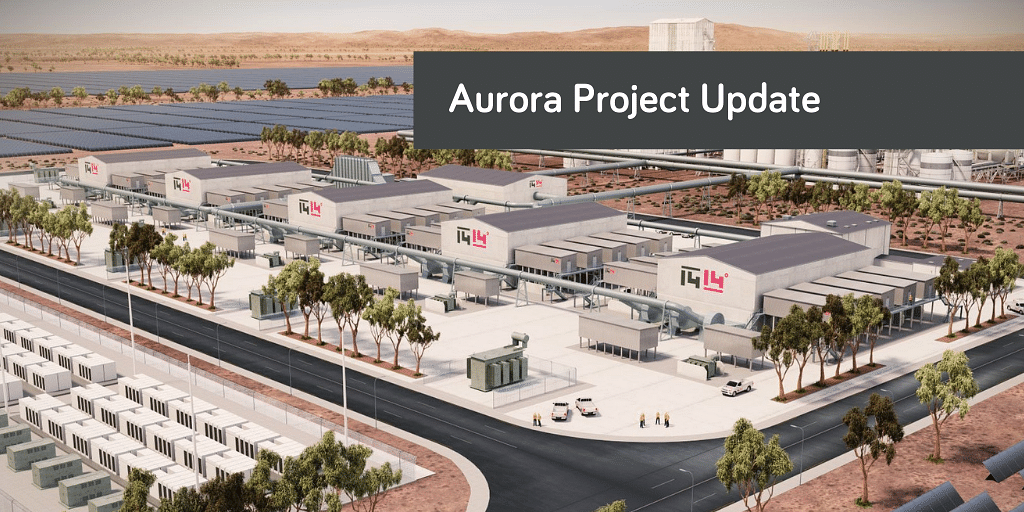 1414 Degrees Update on Aurora Project