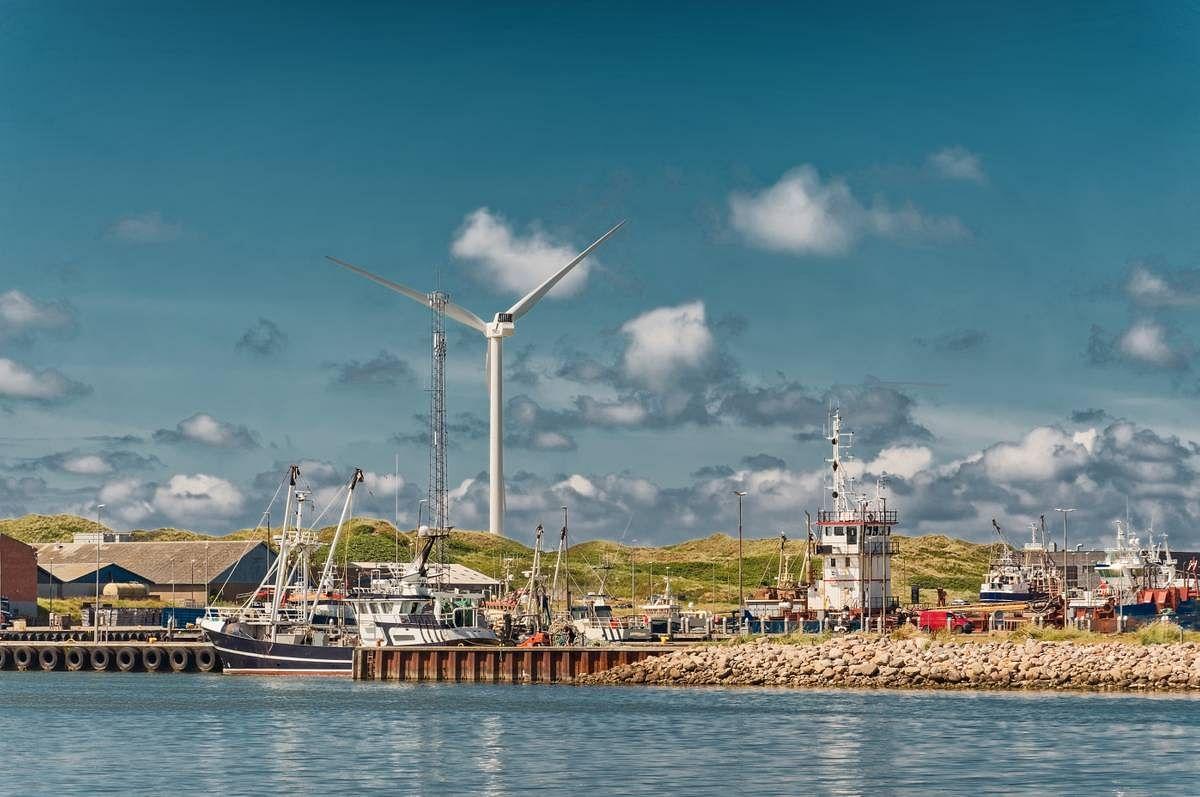 Hvide Sande Port to Serve Vattenfall Wind Farms