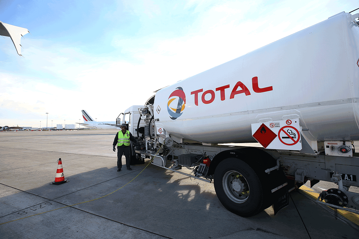 Total Begins Producing Sustainable Aviation Fuel in France