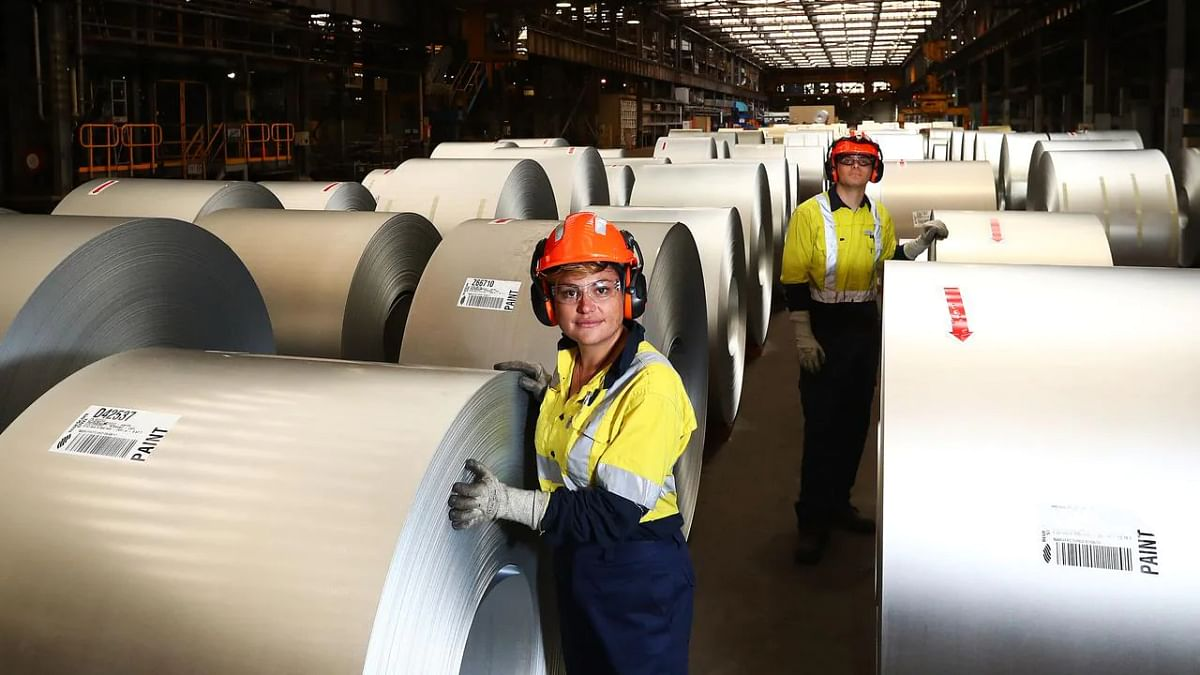 BlueScope Hikes Earnings Guidance for H2 of FY2021