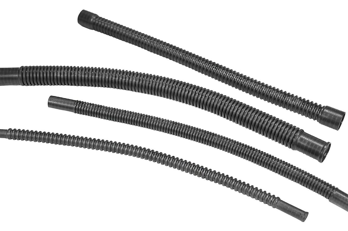 Solvay Corrugated Tubing Technology for Light Weighting