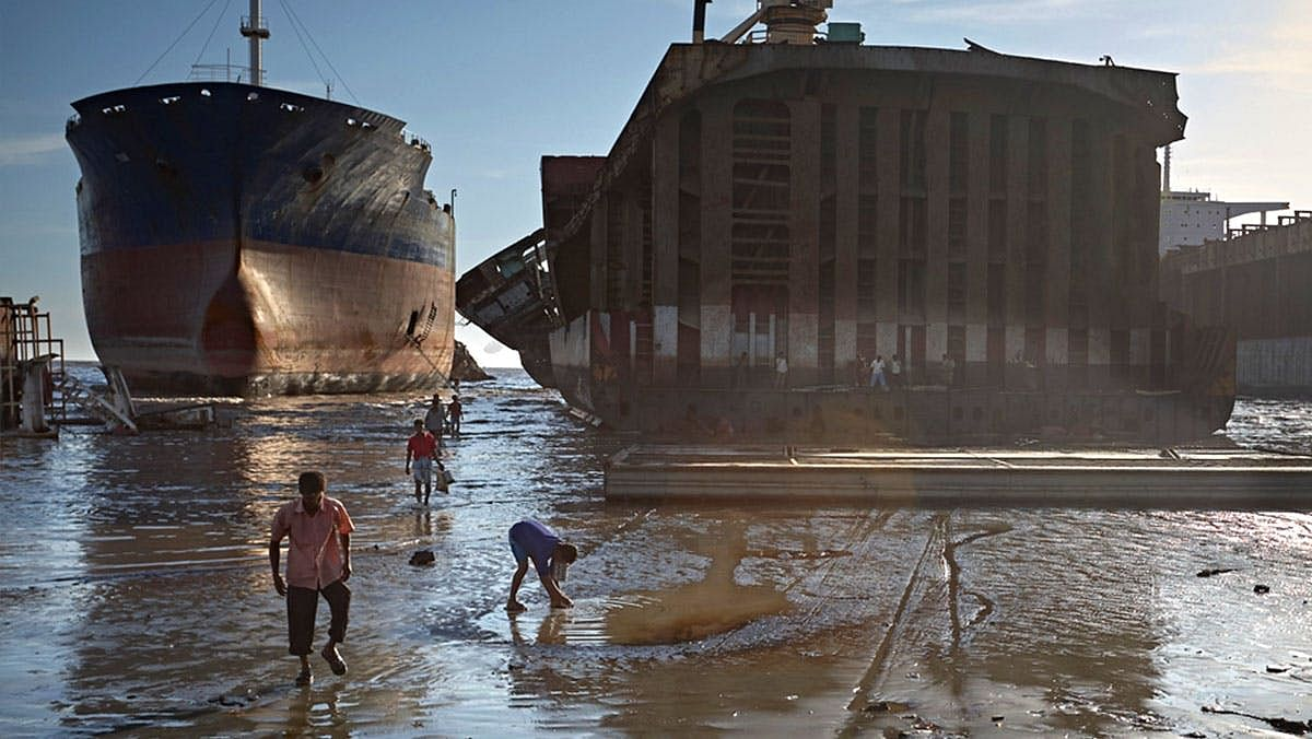 GMS Market Commentary on Ship Breaking in Week 15 - COVID CHAOS