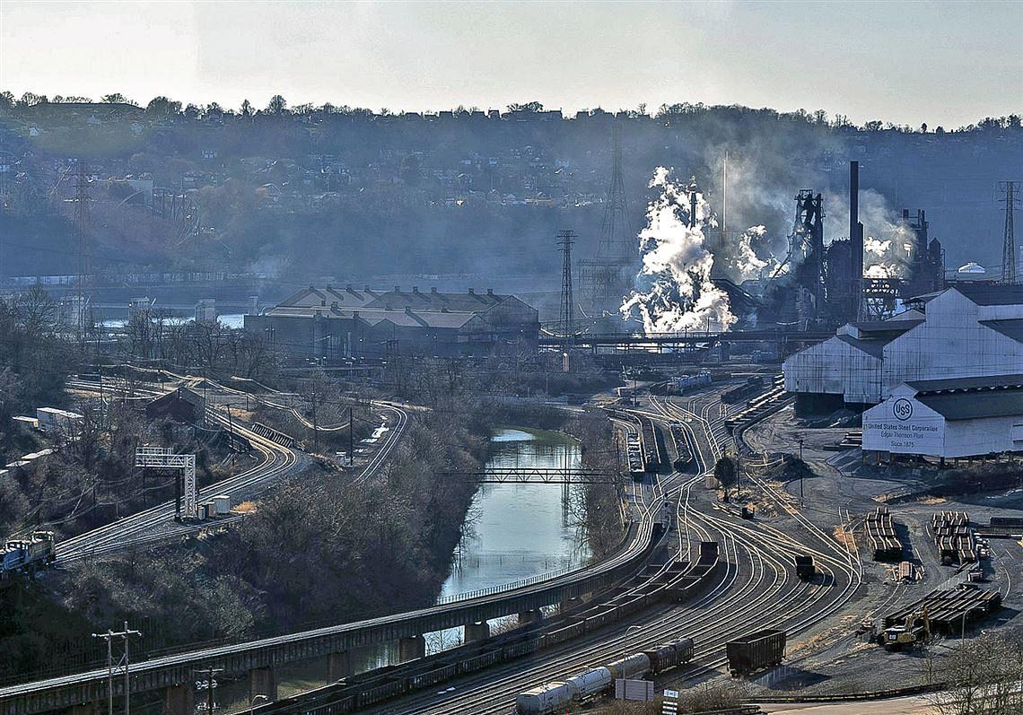 US Steel Drops Plan for Fracking at Edgar Thomson Works