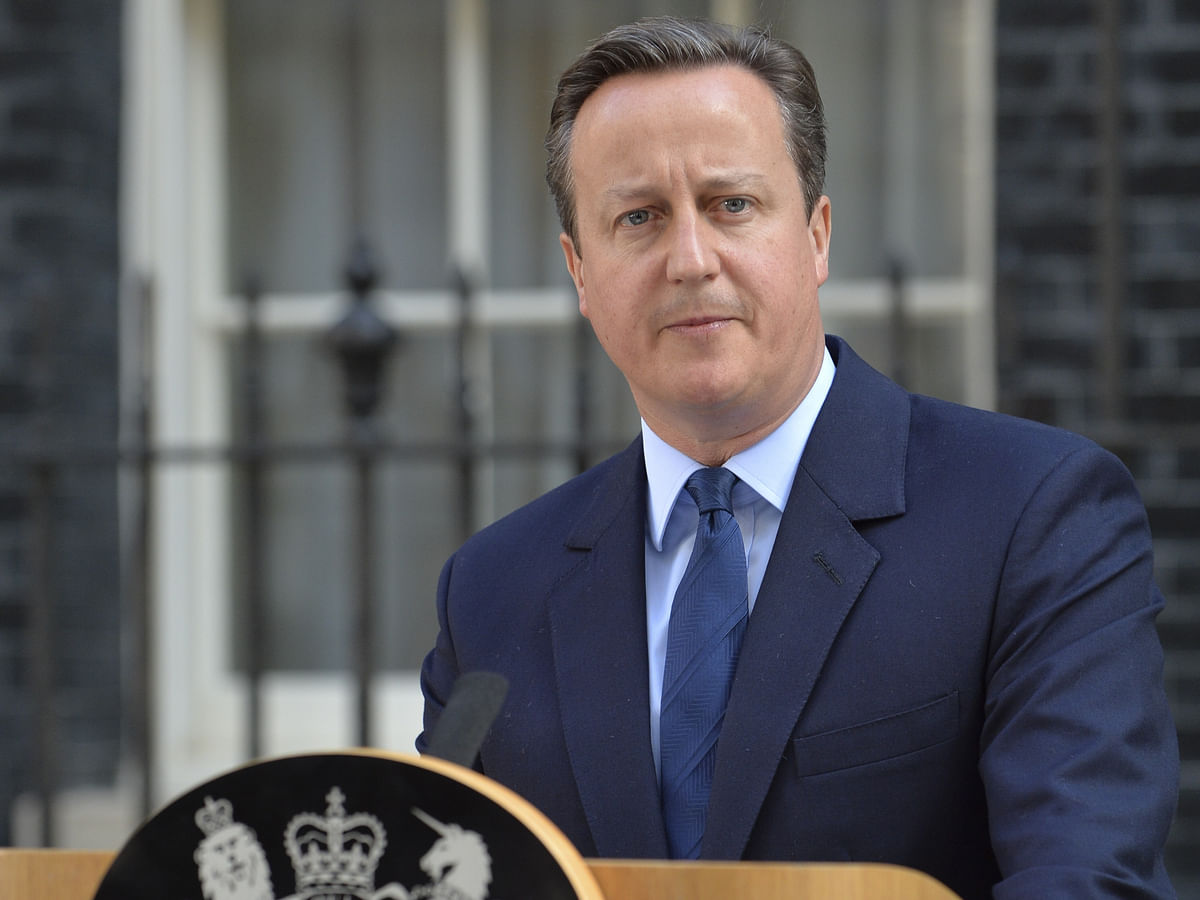 Former UK PM Mr Cameron Tried Lobbying for Greensill