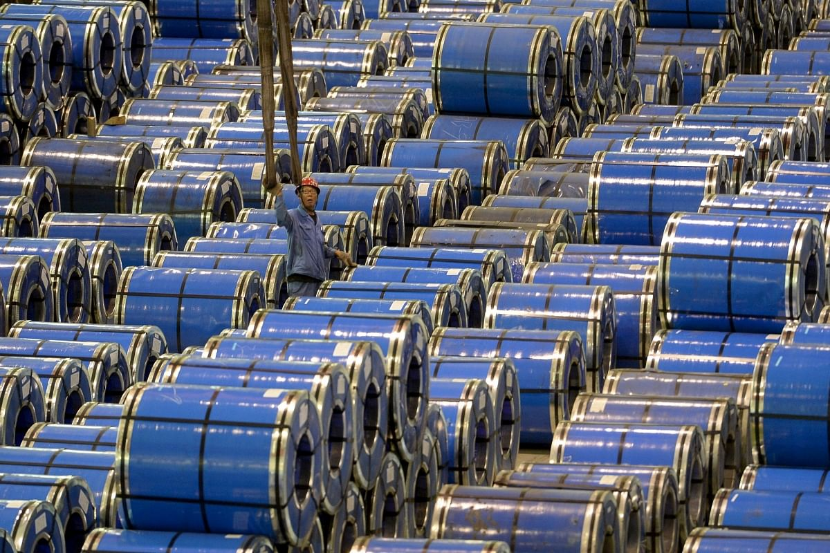 China Removes Export Rebate on Several Steel Products