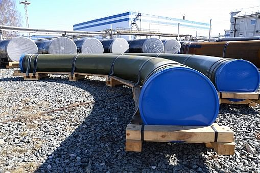 OMK's Chelyabinsk Plant Supplies Pipe Fittings for West Qurna2