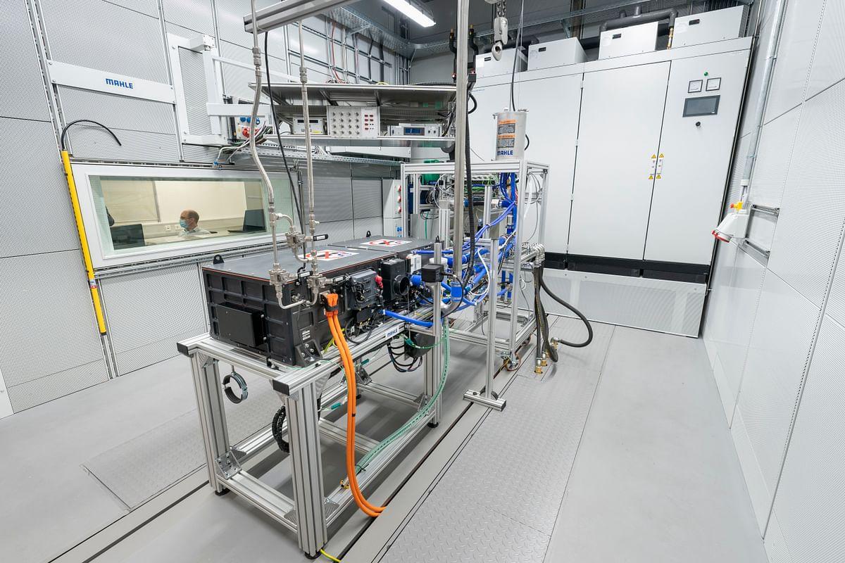 Hydrogen Test Center