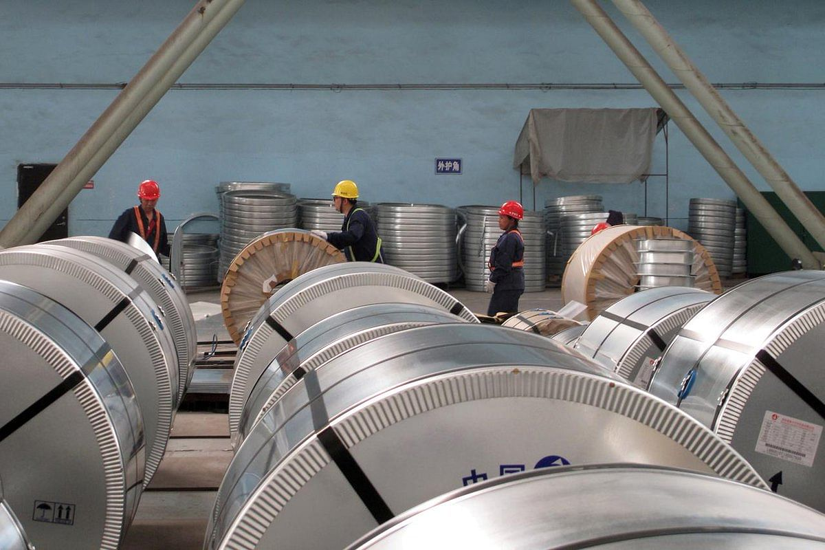 US Steel Imports in April Shrink by 10% MoM