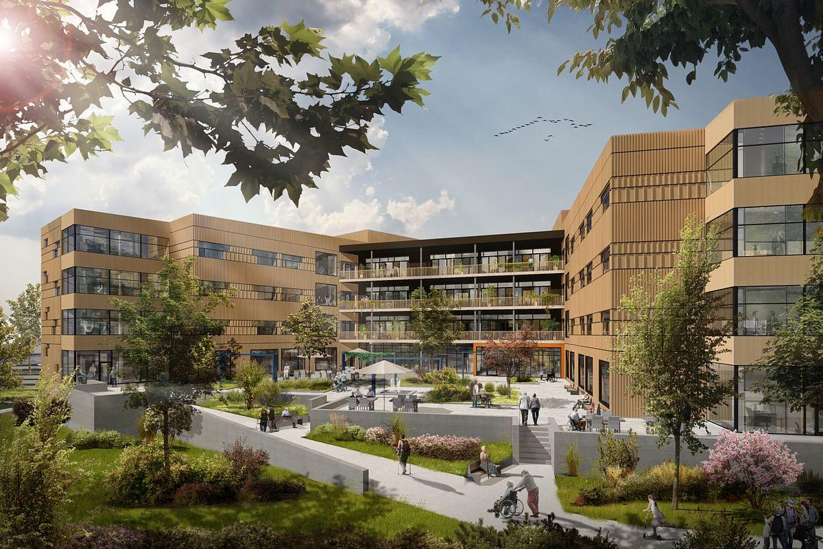 Skanska to Builds Schools in Trondheim in Norway