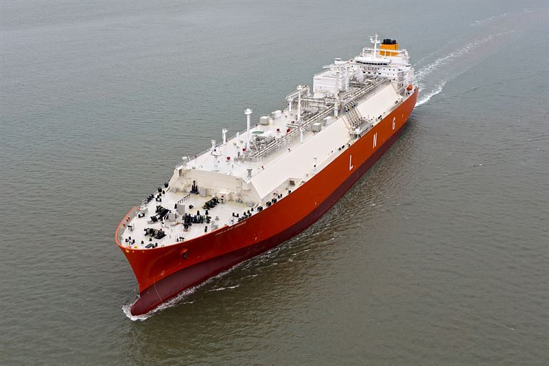 Wärtsilä Optimised Maintenance for 2 Latsco LNG Carriers
