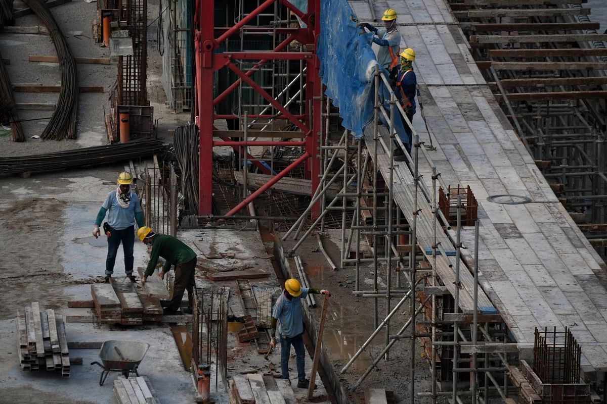 Singapore Bans Indian Construction Workers