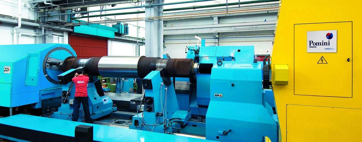 Nucor Orders Roll Grinders from Tenova for Brandenburg Plate Mill